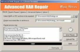 Advanced RAR Repair 2