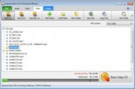 Express Burn DVD Burning Software 4